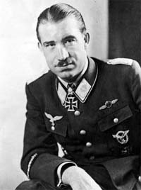 Fabulous web-site dedicated to the German Luftwaffe pilots of the Third Reich.