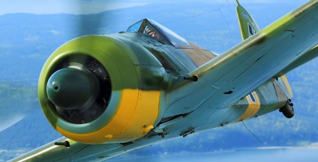 Focke Wulf FW-190 A-5