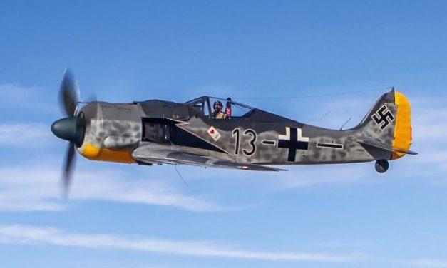 """Dan Kirkland's FW-190A8/N – Josef """"Pips"""" Priller's  markings"""