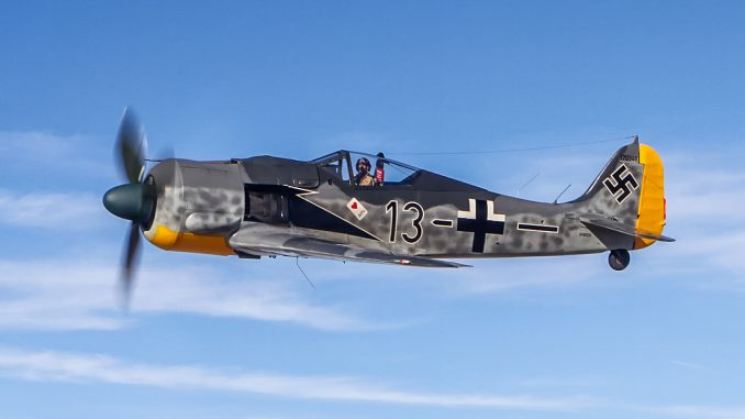 "Dan Kirkland's FW-190A8/N – Josef ""Pips"" Priller's  markings"