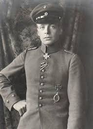 "OSWALD BOELCKE – ""THE FATHER OF AIR FIGHTING TACTICS"""