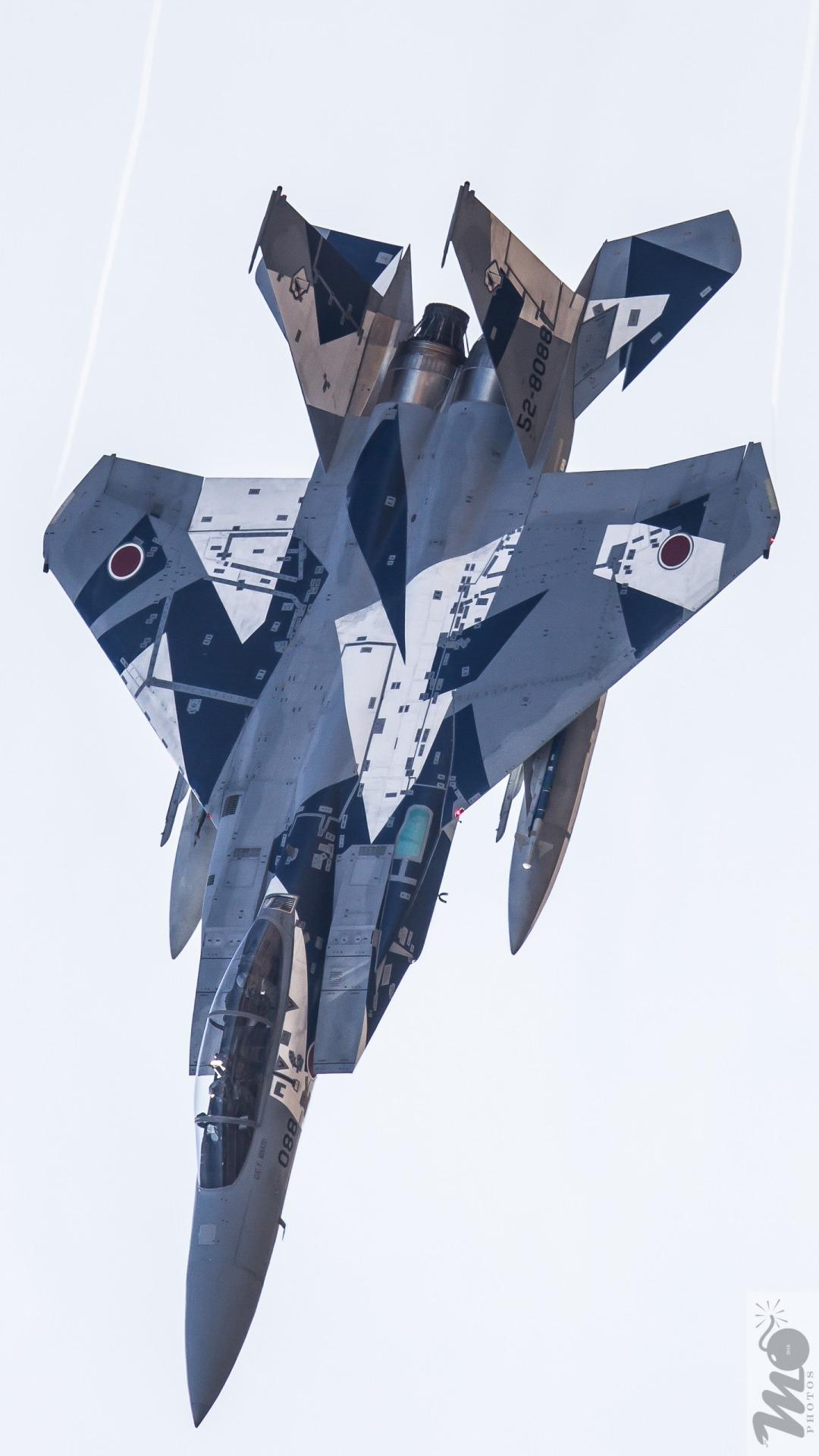 F-15 Eagle, Japan Air Self-Defense Force