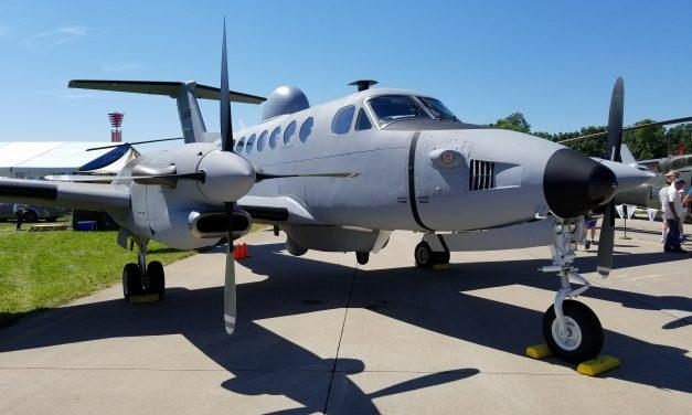 MC-12 / civilian KA350.