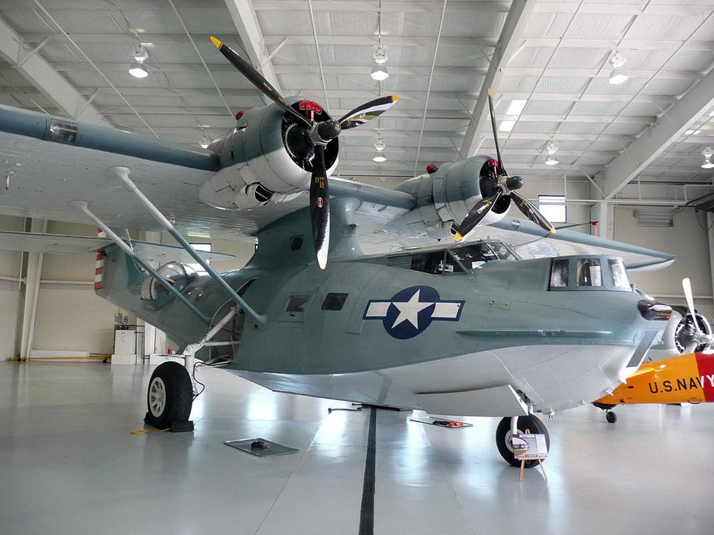 Consolidated PBY 5-A Catalina