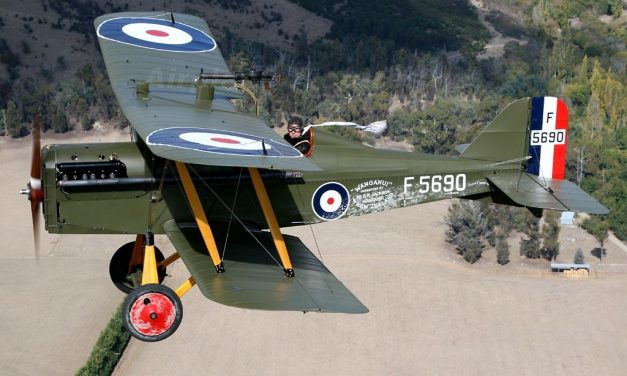 A recent post from my World War One Aircraft collection. The British Scouting Experimental – S.E.5a.