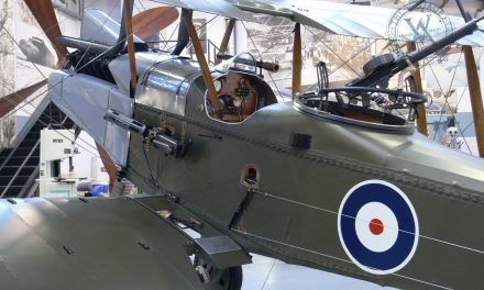 A recent post from my World War One Aircraft collection. The British Royal Aircraft Factory R.E. 8.