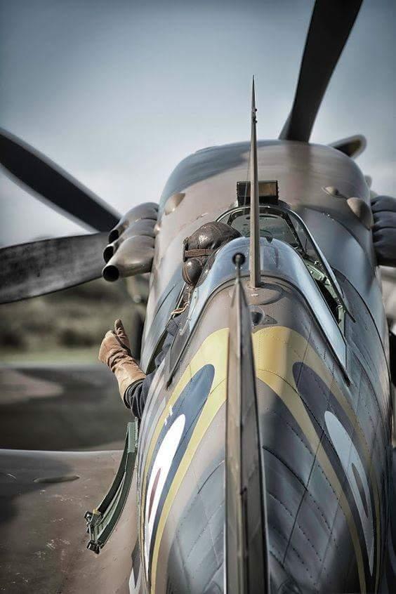 Spitfire, Mk. 1…?