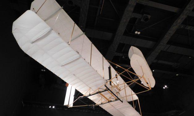 Wright Flyer(1903 Flyer) Mock up