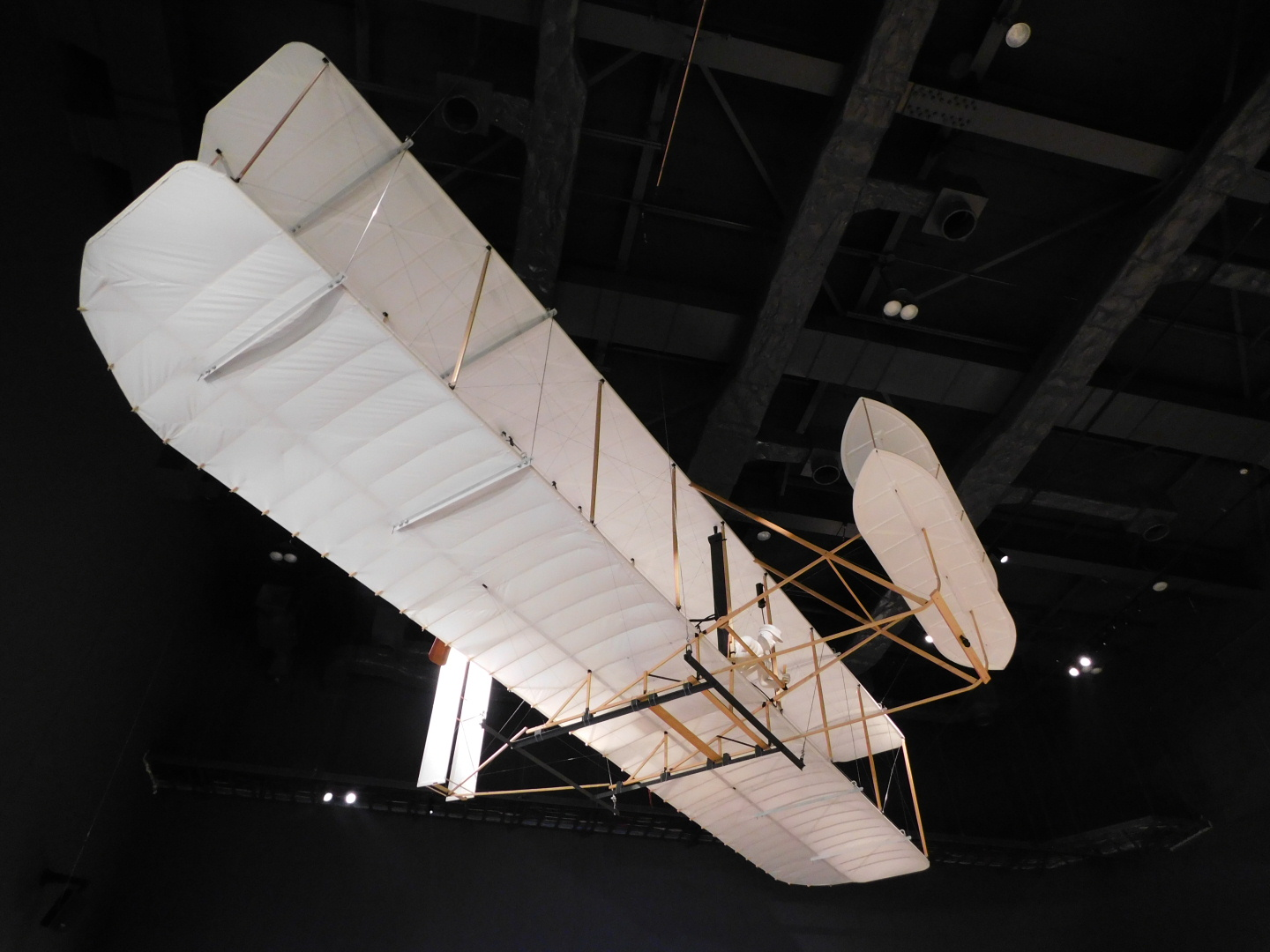 Wright Flyer(1903 Flyer) Mock up