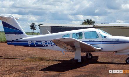 Embraer Corisco Turbo EMB-711ST #236