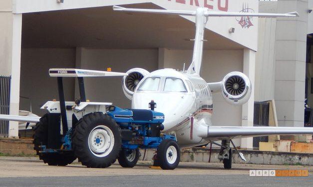 Embraer Phenom 300 #244