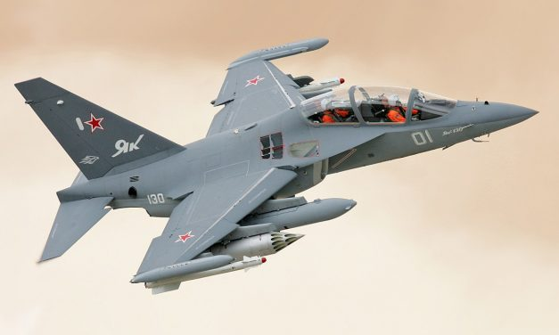 A post from guild member FranAero – A Yakovlev Yak-130 (1992)