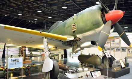 On display at the Peace Museum for Kamikaze Pilots.