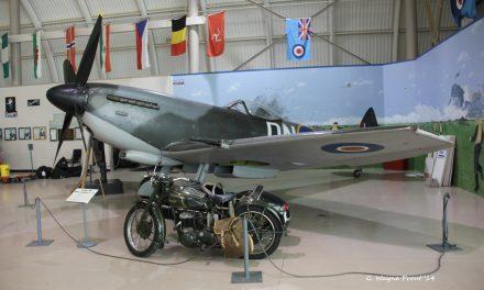 1945 Supermarine Spitfire Mk.