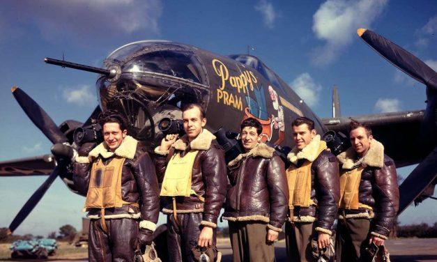 "A B-26 ""Marauder"" – ""Pappy's Pram"""