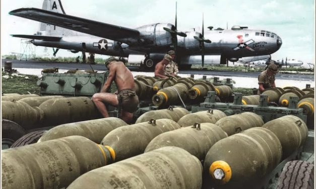 """Boeing B-29 Superfortress 42-24592 """"Dauntless Dotty"""" 869th Bomb Squadron, 497th Bomb Group, 73rd Bomb Wing, 20th Air…"""