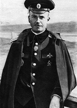 THE FIRST PILOT TO FLY A LOOP – SEPTEMBER 9, 1913 – PYOTR NESTEROV