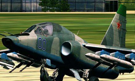 Sukhoi Su-39 anti-tank attack aircraft 🇷🇺