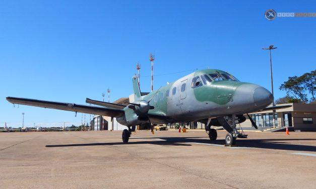 Embraer C-95B Bandeirante FAB-2335