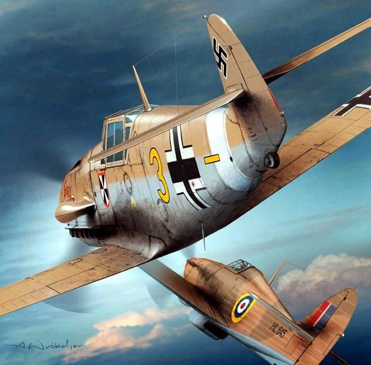 Awesome artwork recently posted to my Me (Bf) 109 collection.