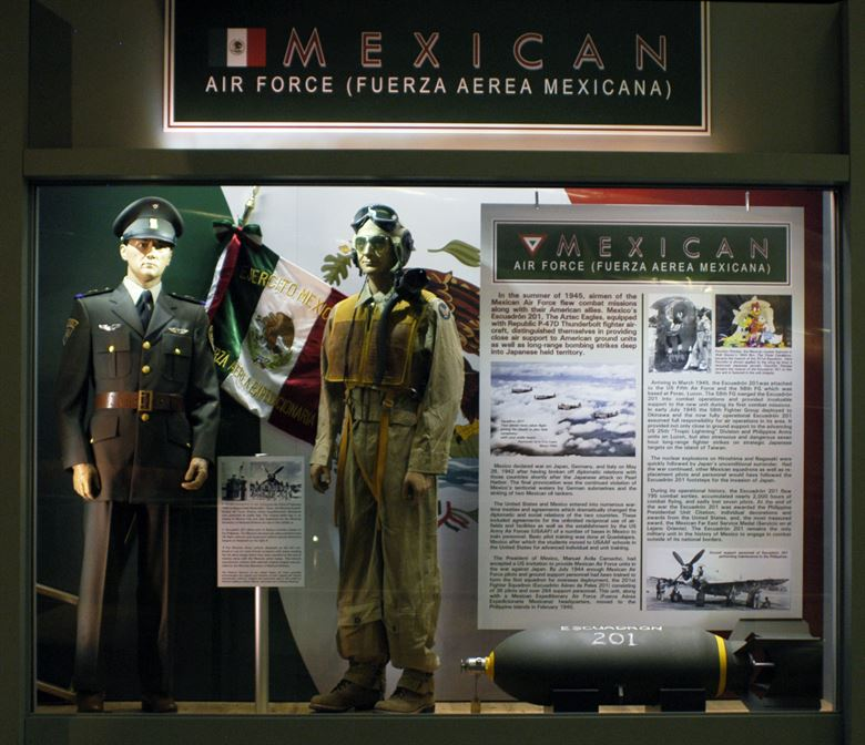 Mexican Air Force Aircrews