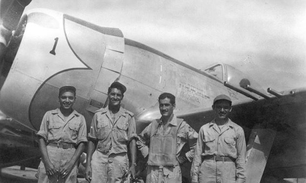 THE AZTEC EAGLES OF WWII 🇲🇽