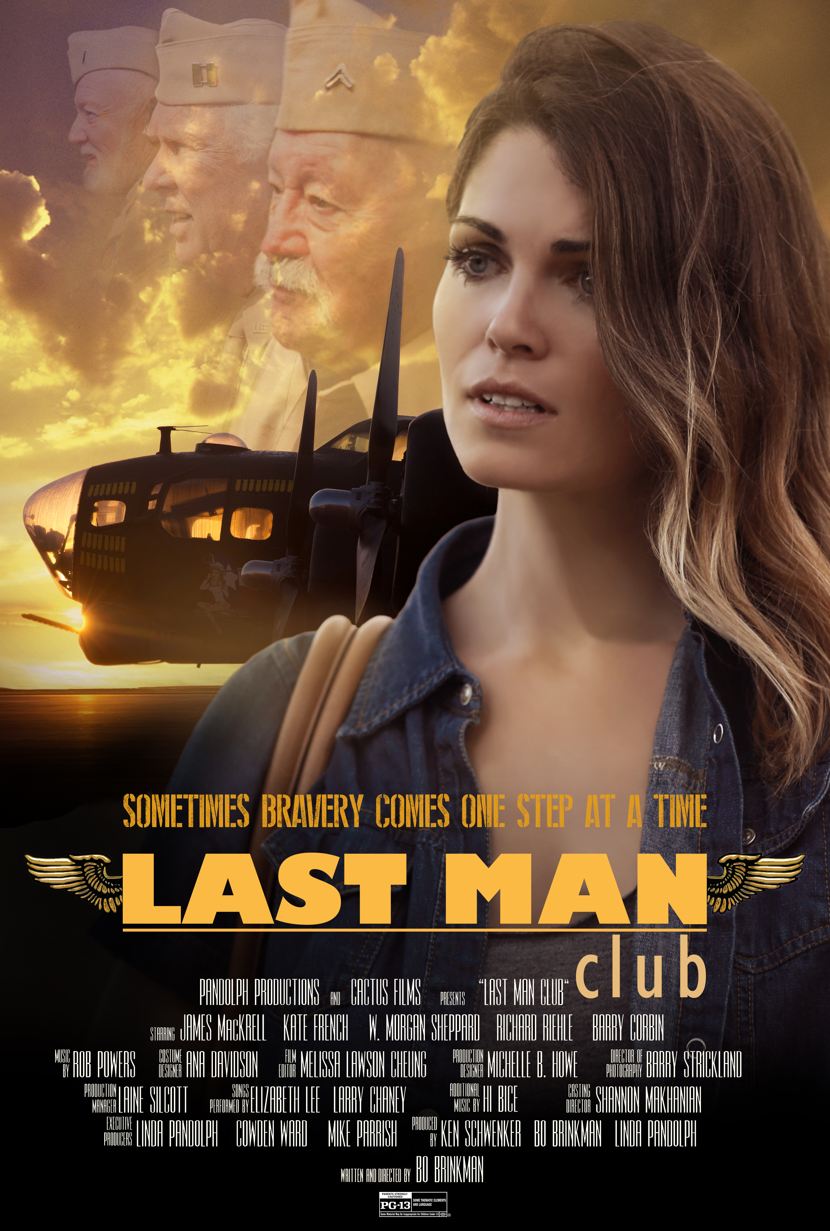 Recently Amazon Prime recommended that I might like the movie Last Man Club. So tonight I watched it…