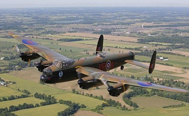 Avro Lancaster BIII