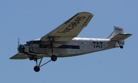 I've always loved the Ford Trimotor.  #osh2018