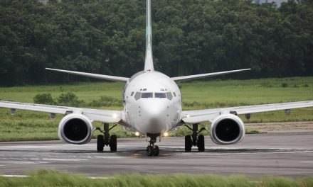 Bangladesh Biman Boeing 737-800 (S2-AFL) Taxiing to the runway to take off at Hazrat Shahjalal International Airport…