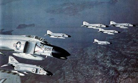 USN F-4B FIGHTER SQUADRON VF-96