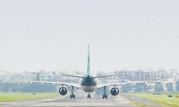 Biman Airbus A310-325(ET) S2-AFT Taxiing at Dhaka International Airport – VGHS