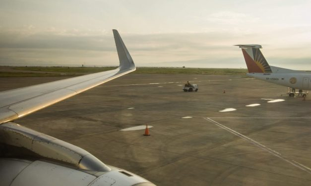 Morning departures