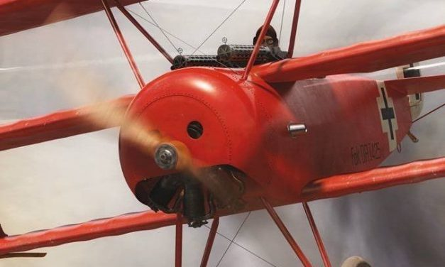 "Fokker Dr. I – ""The Red Baron"""