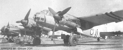 Something quite interesting about the Junkers Ju-88 I read about recently…
