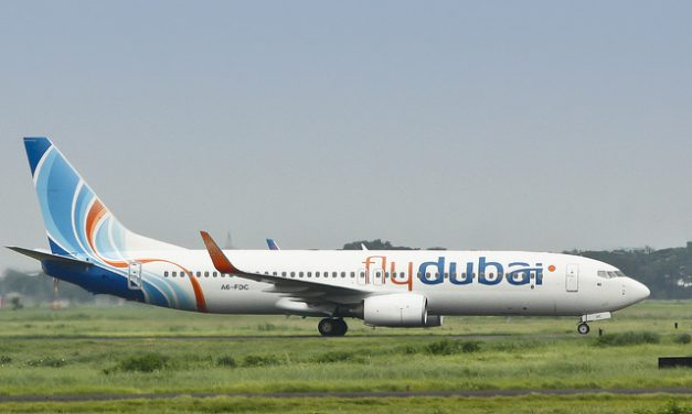 Flydubai A6-FDC Boeing 737-800
