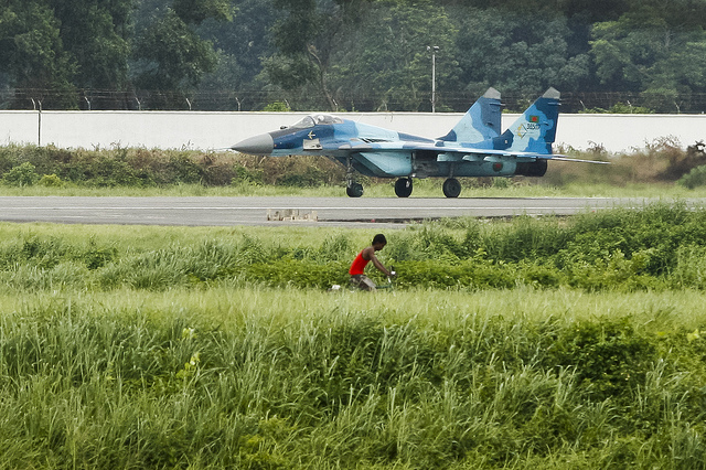 "MIKOYAN GUREVICH MIG-29 ""FULCRUM A"""