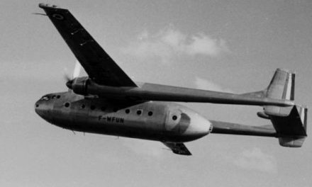Nord 2501 Noratlas (French Paratrooper plane)