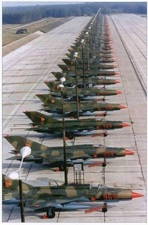 Mig -21 der Nationalen