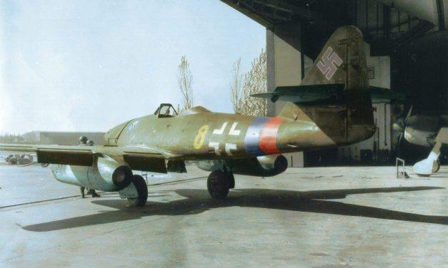 """Messerschmitt Me – 262 """"Schwalbe"""""""