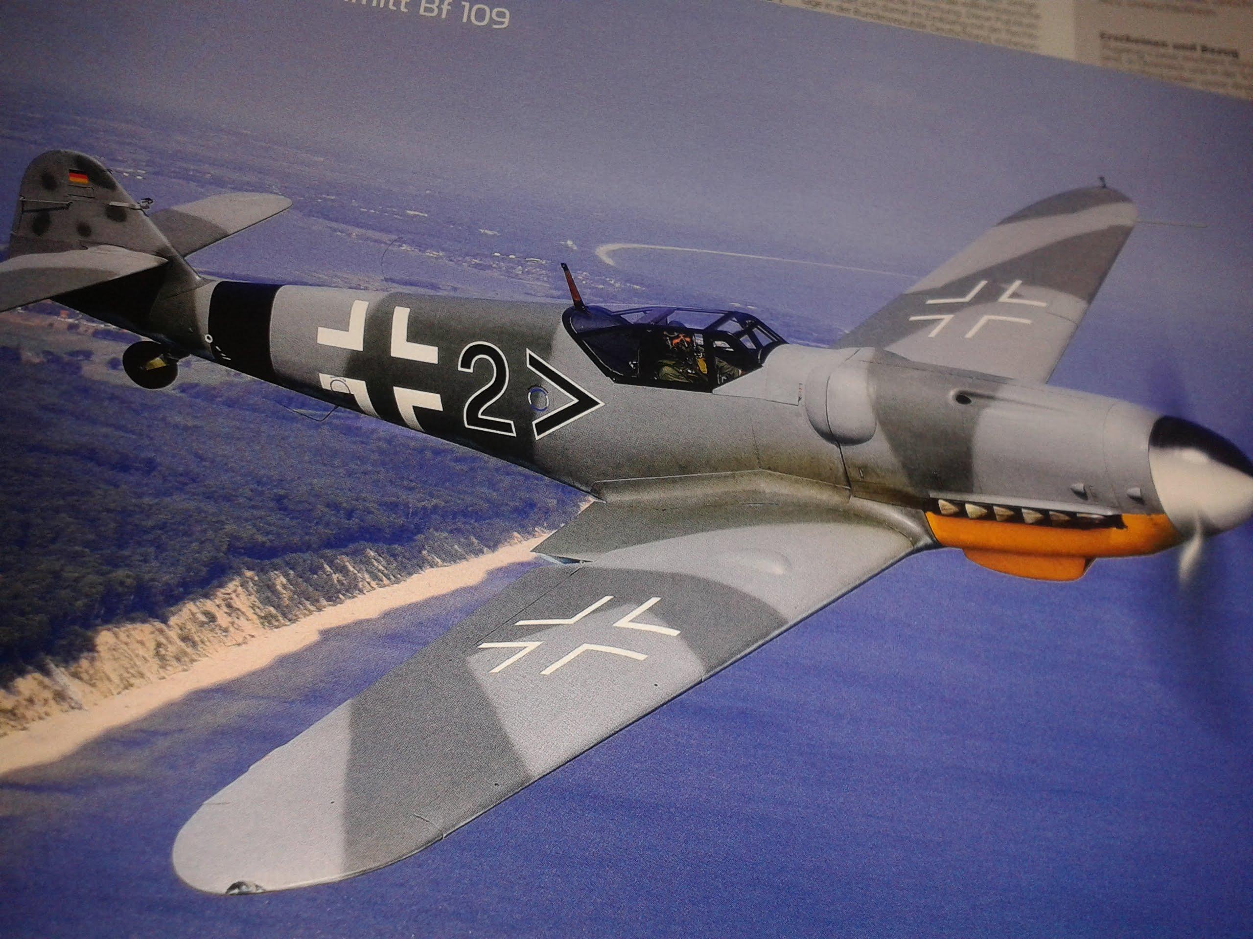 MESSERSCHMITT Bf – 109 G – 14