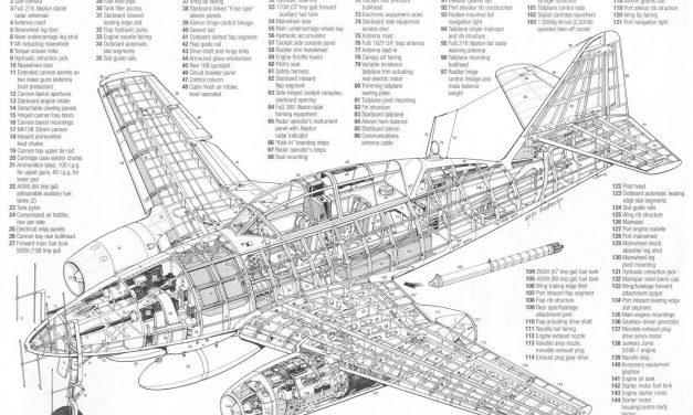 Messerschmitt Me – 262 B – 1 a