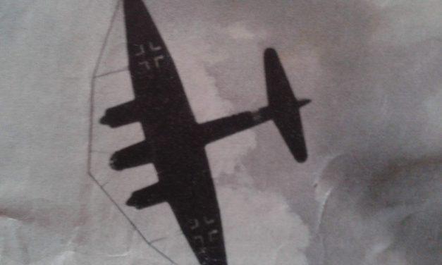 JUNKERS JU – 88 mit Kappmesser