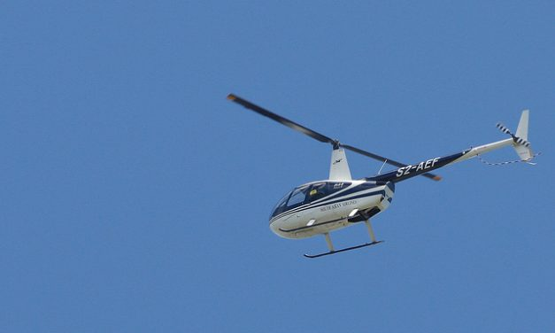 Robinson R44 II (S2-AEF) belongs to South Asian Airlines, a Bangladeshi Private Helicopter charter company